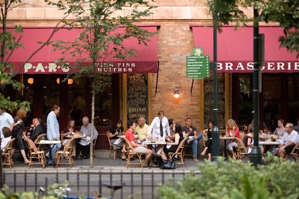 Best Ambiance Restaurants Philadelphia